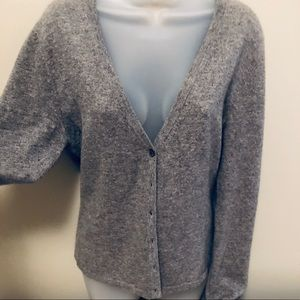Michael Kors Cashmere cardigan sweater